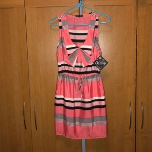 🎀🖤🎀Quirky & lively summer dress